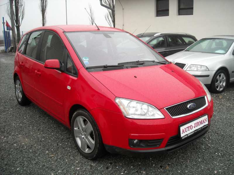 Ford FOCUS C-MAX 2.0 i automat hatchback, rv. 2006